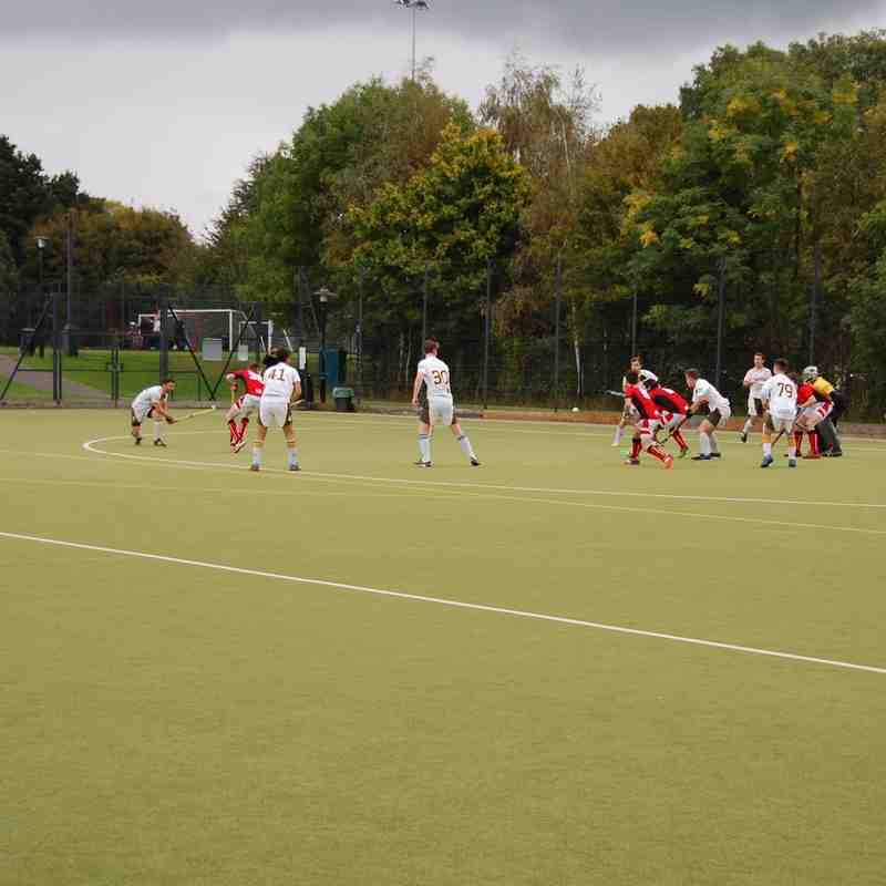 UWMHC 1st XI vs University of Nottingham