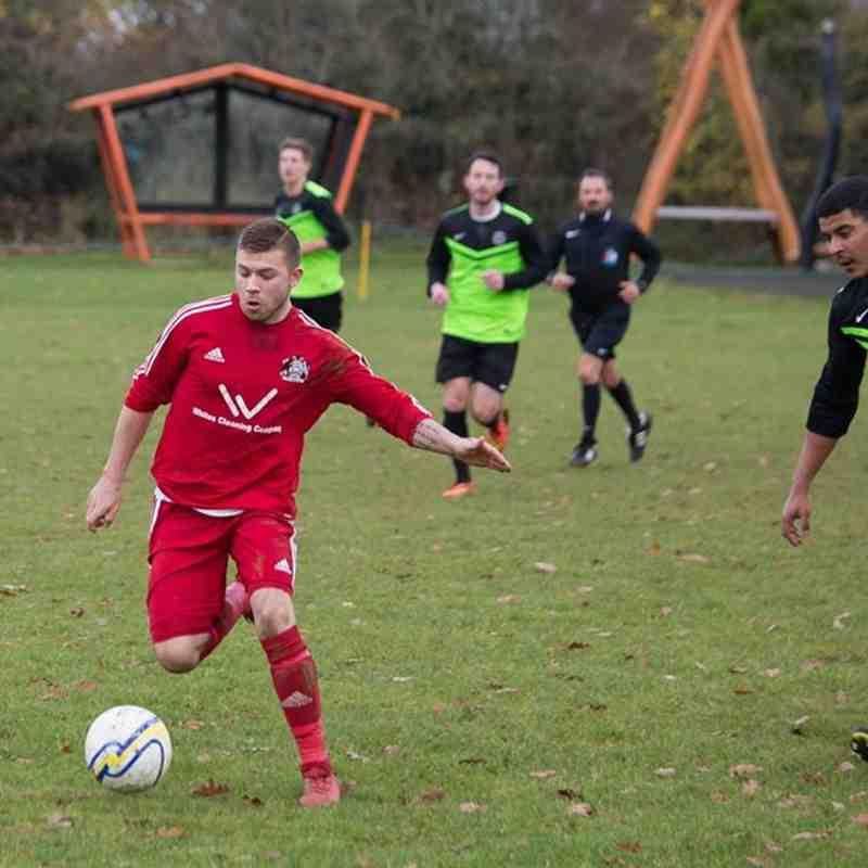 First team Cropredy Senior cup Continued