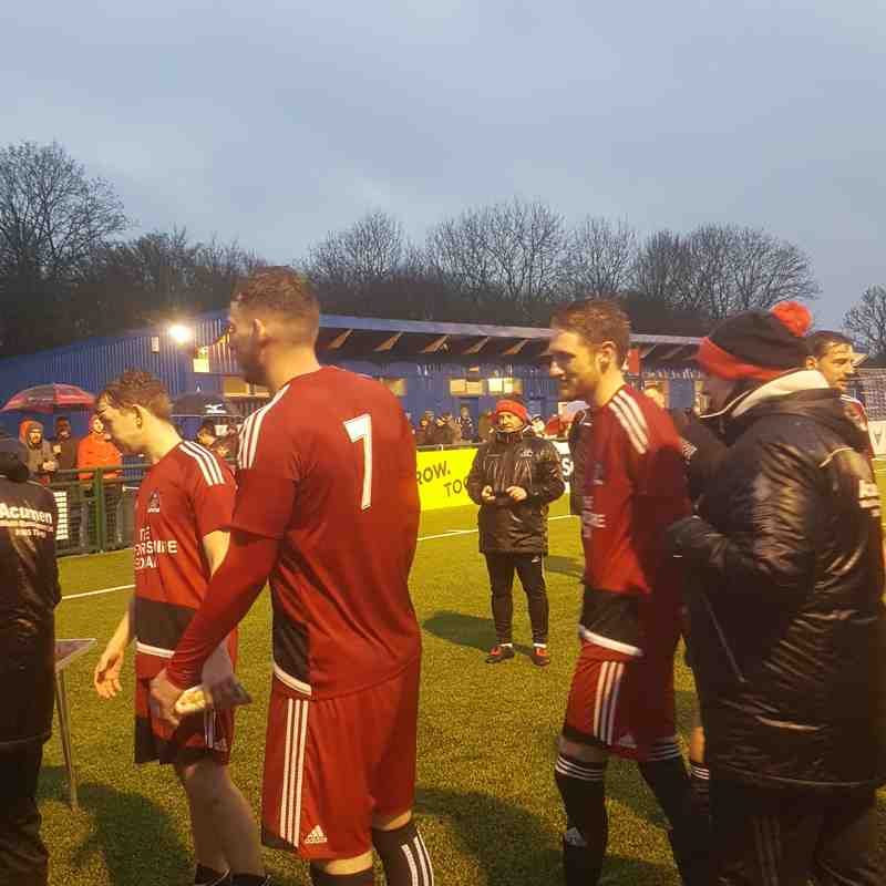 Charity Cup Final