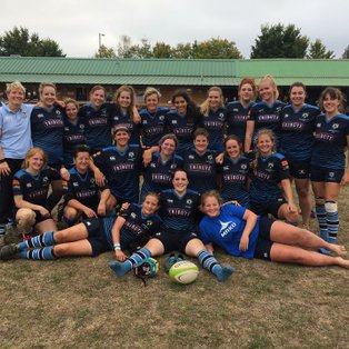 Topsham Ladies 56-5 Withycombe Ladies 16-09-18