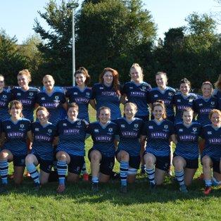 Topsham Ladies v Crediton Ladies 21-10-18