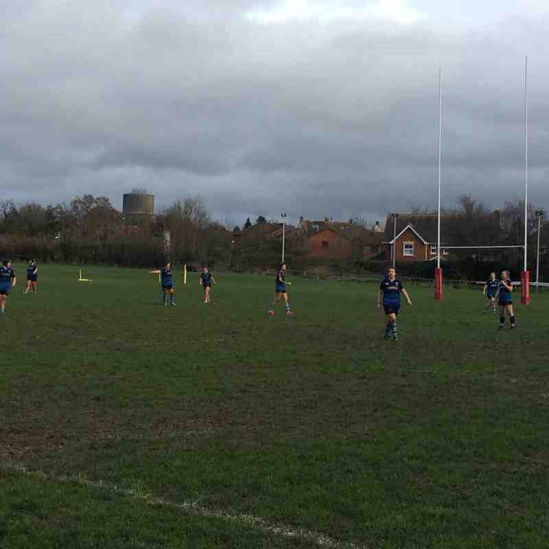Topsham Ladies v Minehead Ladies 02-12-18