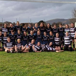 Minehead Barbarians 17-60 Topsham Ladies 02-03-19