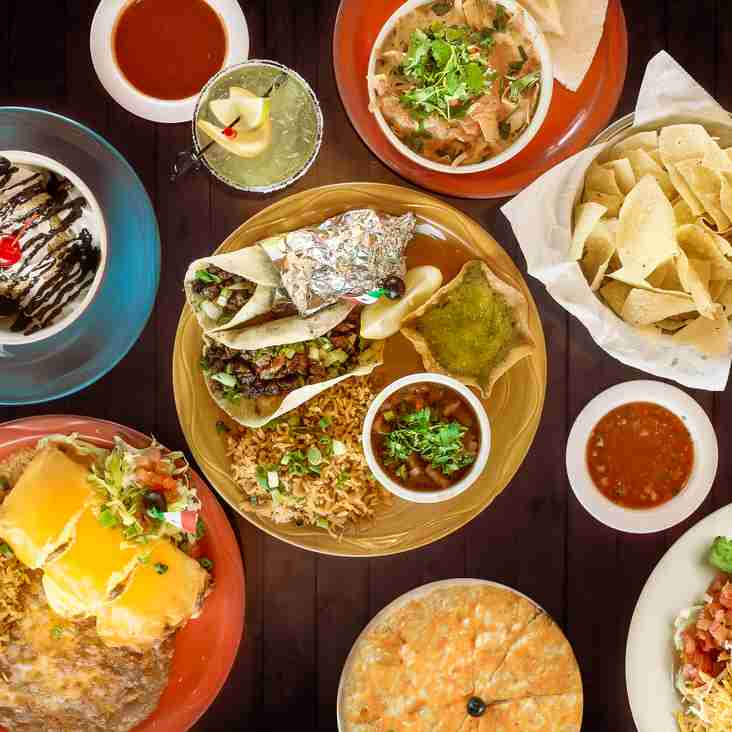 AOE FRIDAY FOOD PRESENTS: MEXICAN NIGHT