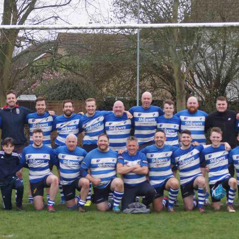 Maldon Second Team The Players 2019