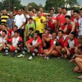 Keris Conlay  lose to SSTMI 22 - 21