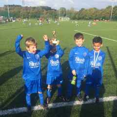 Canton Rangers unders 7s continue their strong start