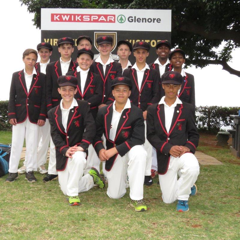 St Albans U14A 162 - 200 Parktown Boys' High Cricket