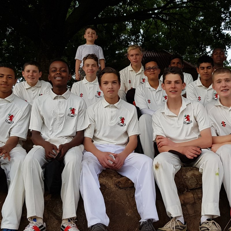 U16A 2019 vs. Pretoria Boys High School