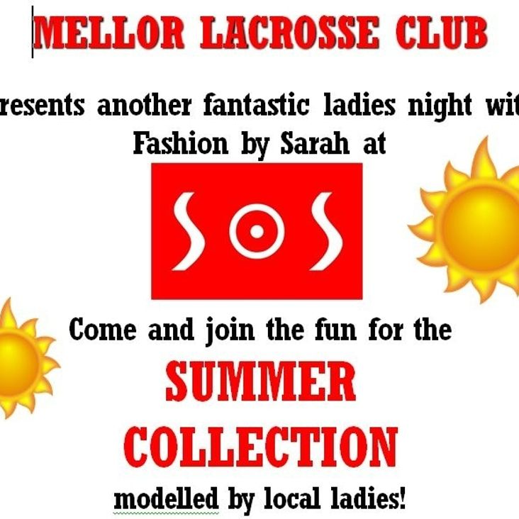 Summer Boutique Event &amp; ladies night with Fashion by Sarah at SOS <