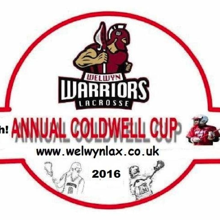 Mellor are taking three teams to this years Coldwell Cup<