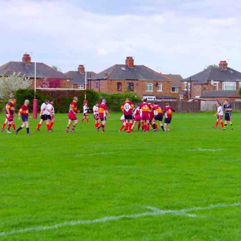 Lions V's Hartlepool Rovers