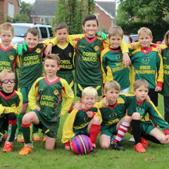 Saturday October 3rd 2015 U9s against Quedgeley