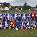 Thatcham Town Harriers FC vs. Chineham Tigers Stripes