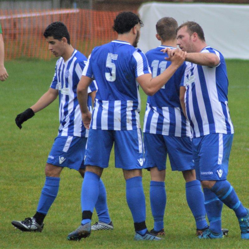 Development beat Risborough Rangers Reserves 4 - 1