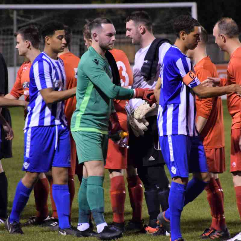 Thatcham Town FC Development vs Faringdon Town (03/10/2018)