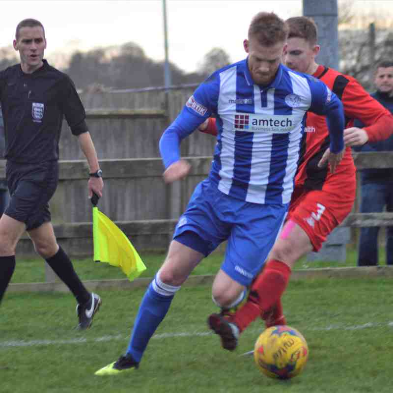 Thatcham Town FC vs Winchester City FC (12/01/2019)