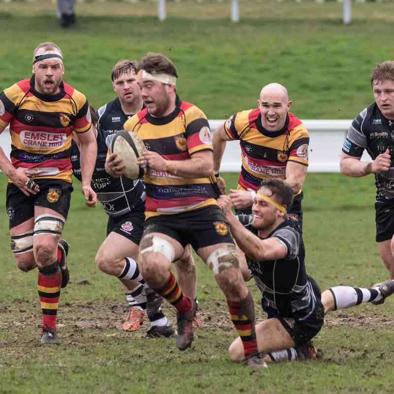Sedgley Park H  11th March 2017