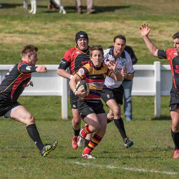 Harrogate ready for crucial visit of Otley
