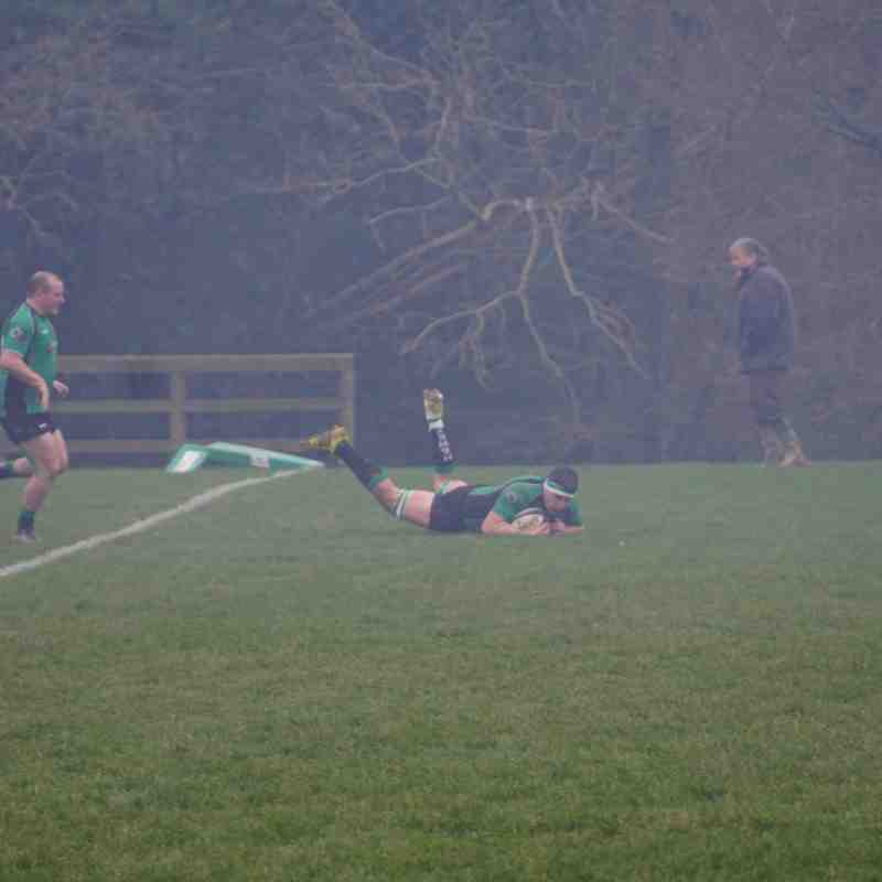 H&WRFC 1st XV  v  Old Colfeians