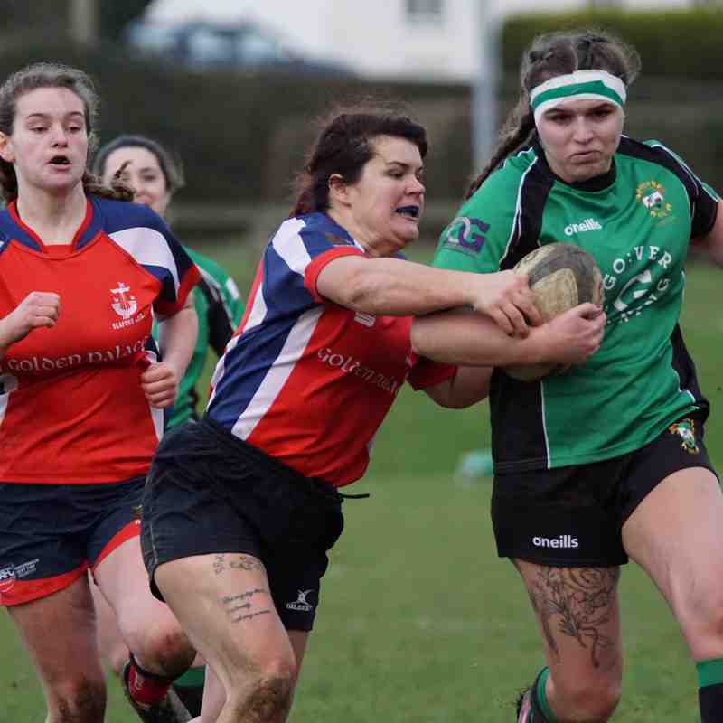 H&WRFC Ladies v Seaford