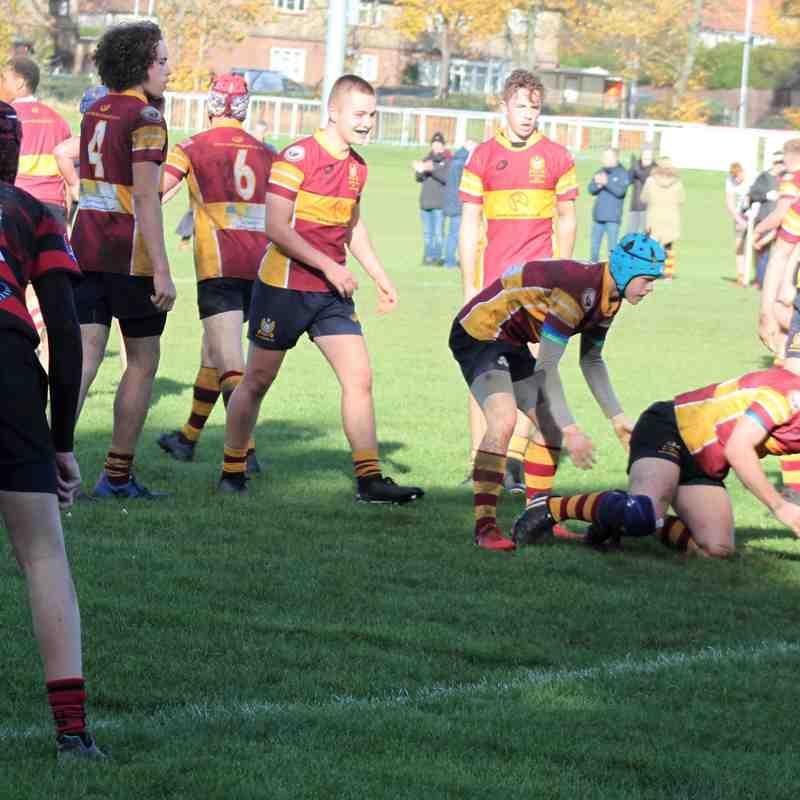 Kent Cup - Blackheath v Darts Academy 11/11/18