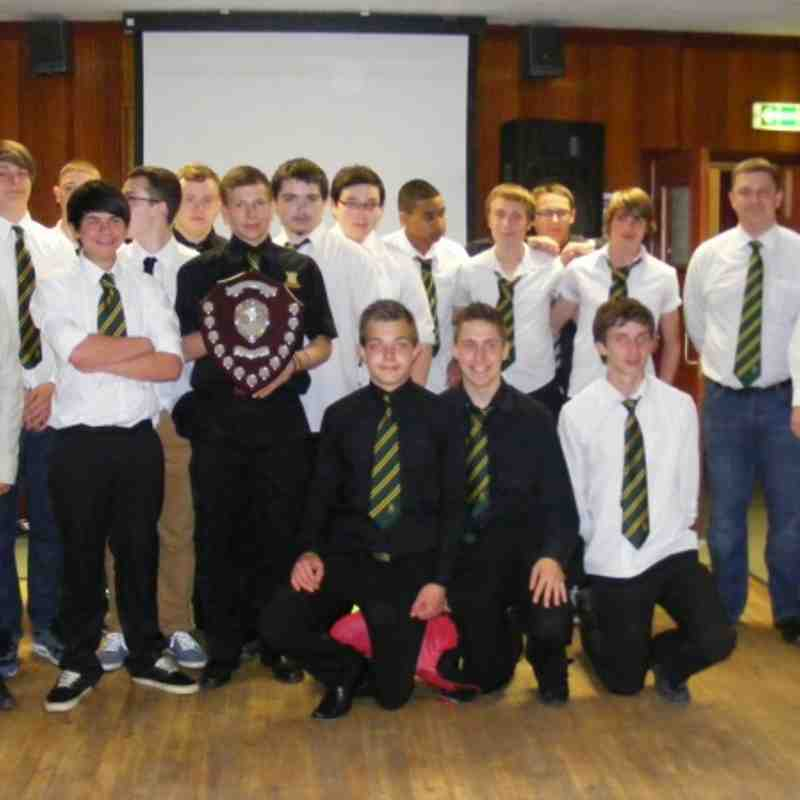 Awards Night 17/05/2013