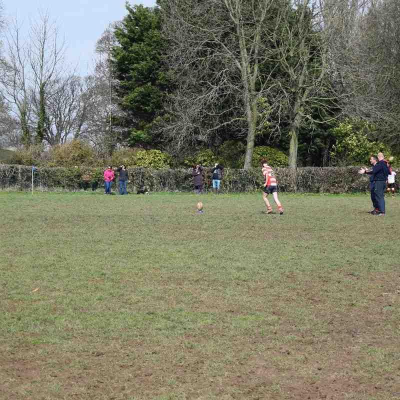 Vale U13 vs Wirral & Kirkby