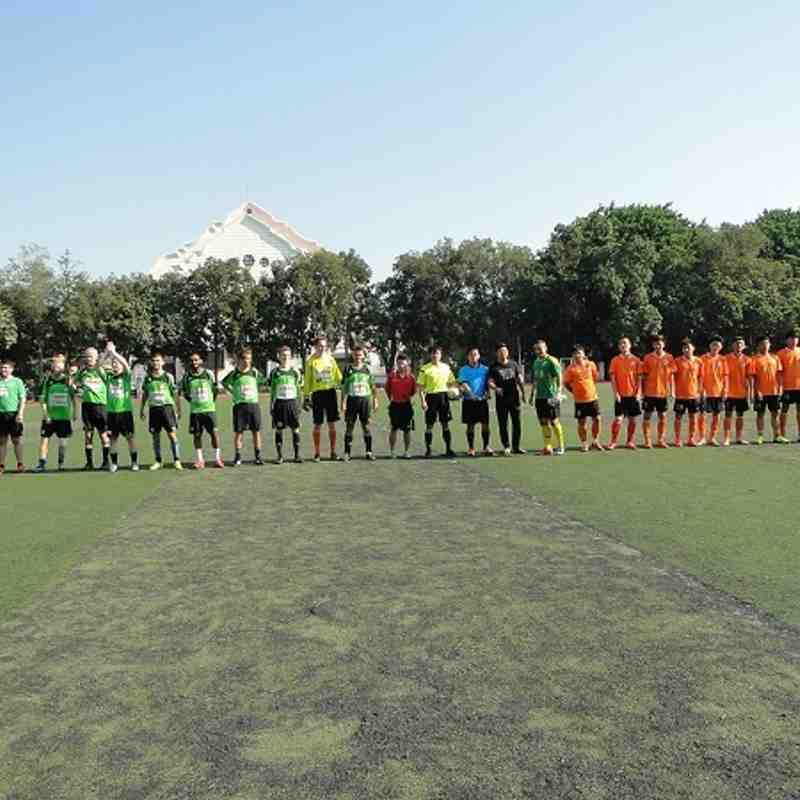 Xiamen Division 11 a side - 2. Game - Season 2015/2016 XMIFC厦门国际-Shi He Team 世合队