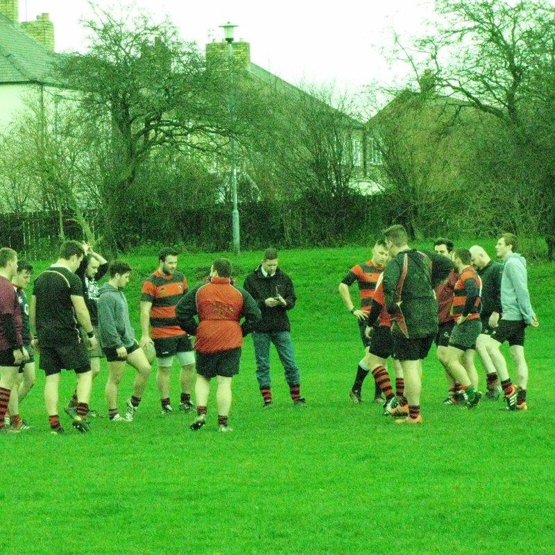 Match Report - Houghton v Seghill