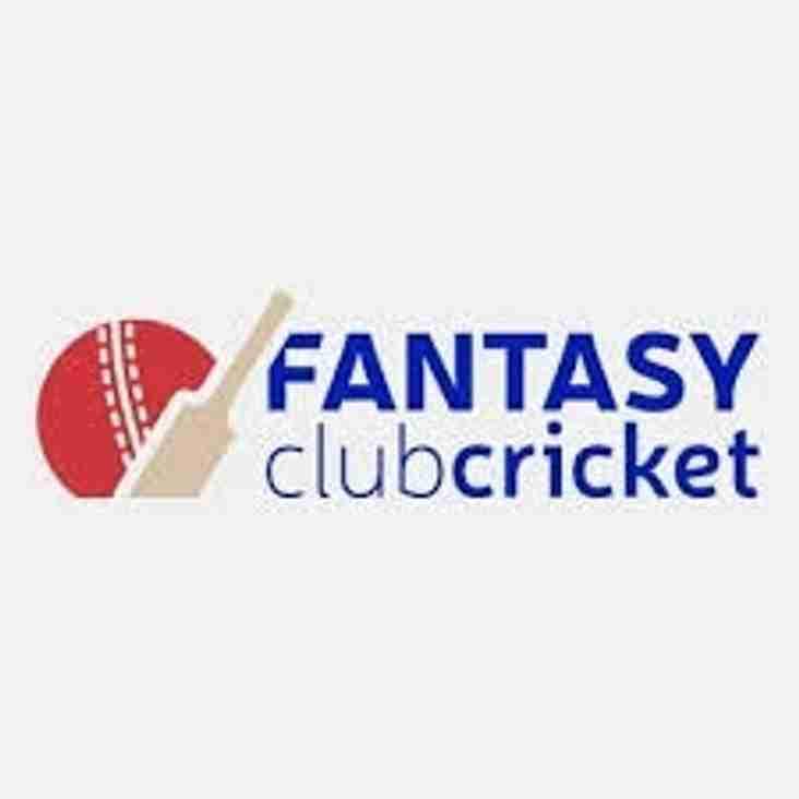 WMCC Fantasy Club Cricket
