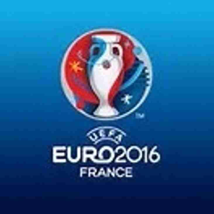 Euro 2016 Sweep Stake