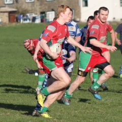 Keighley Academy v Halifax Vandals 2nds