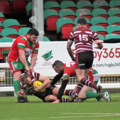 Keighley Stags v Old Rishworthians