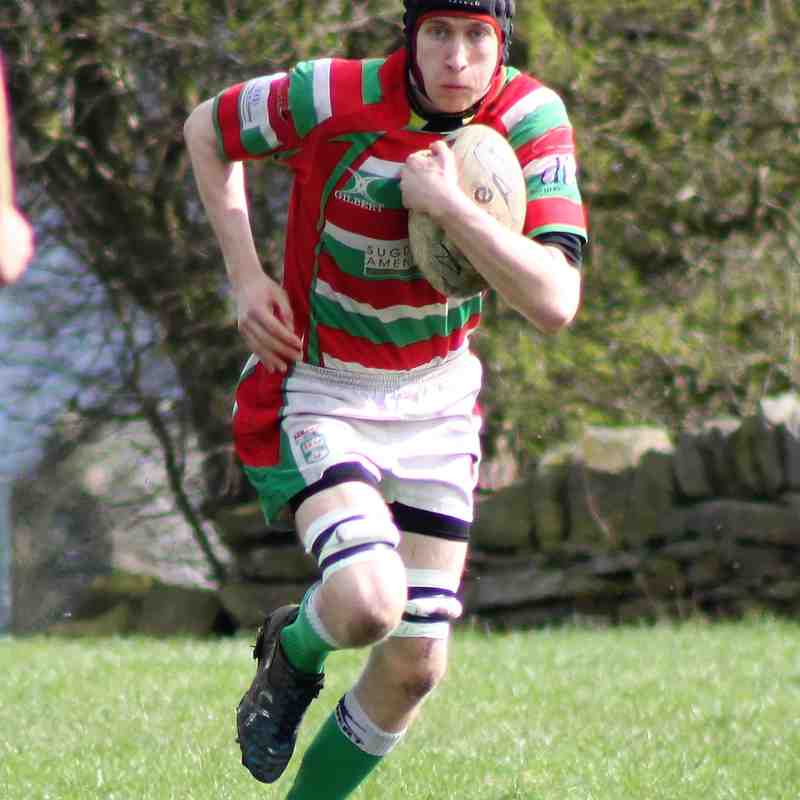 Keighley Academy v Halifax Vandals 2