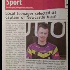 Newcastle Academy Under 16's - Tigers boy makes Captain