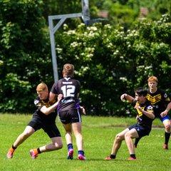 Tigers v Eagles u16's 3/6/17