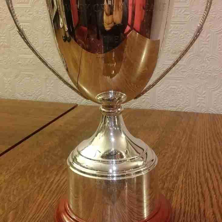 Sheffield Waterworks win Ron Birch Sporting Award