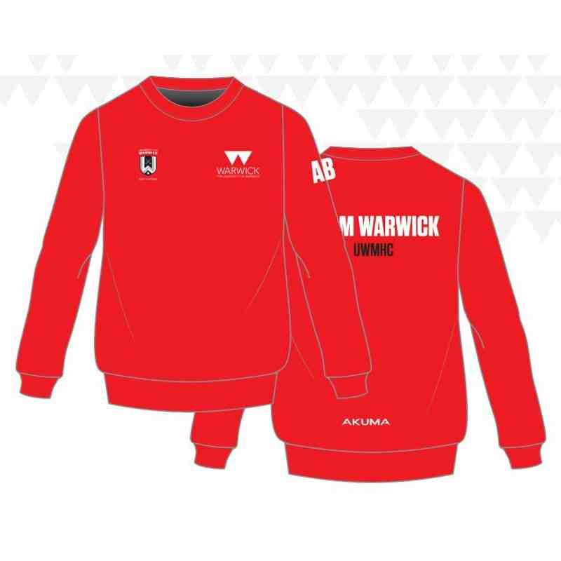 Sweatshirt  (Red or Black)
