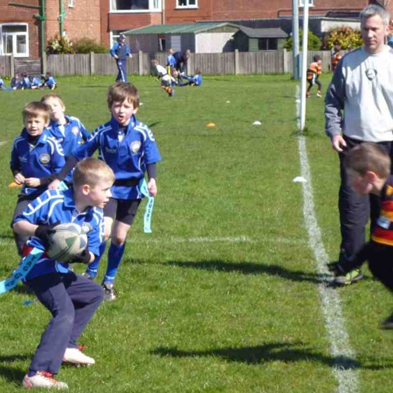 U7s vs Heaton Moor April 2012