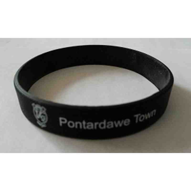 Pontardawe Town Wristband