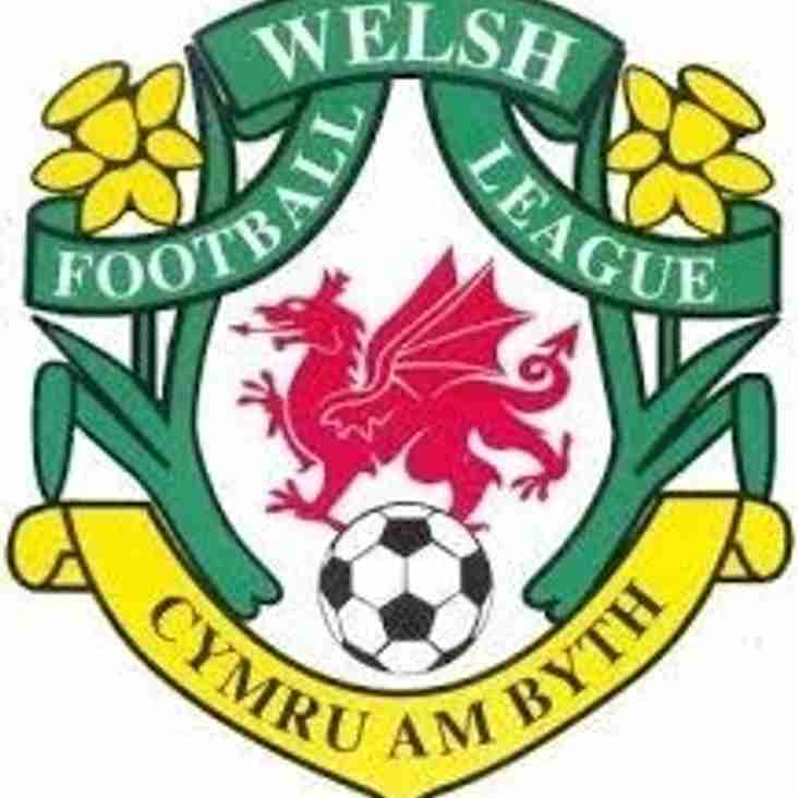 Welsh League Fixtures Added To Website