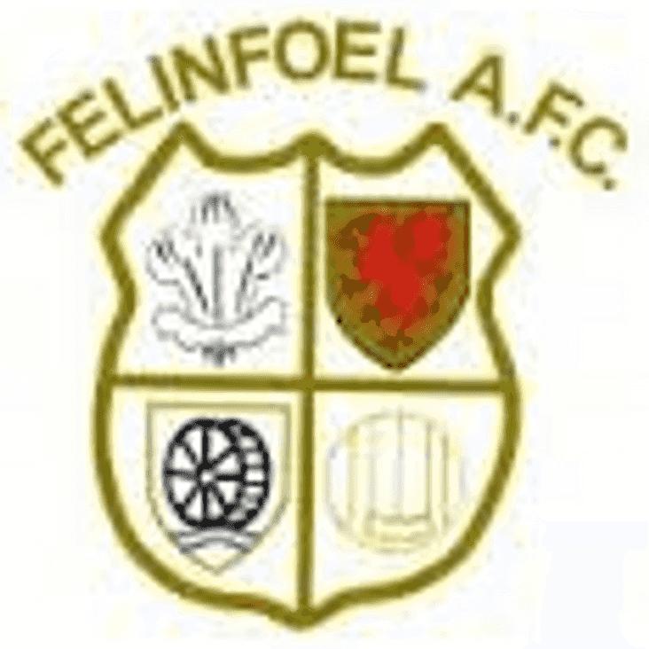 Club Withdrawal - Felinfoel (League A)