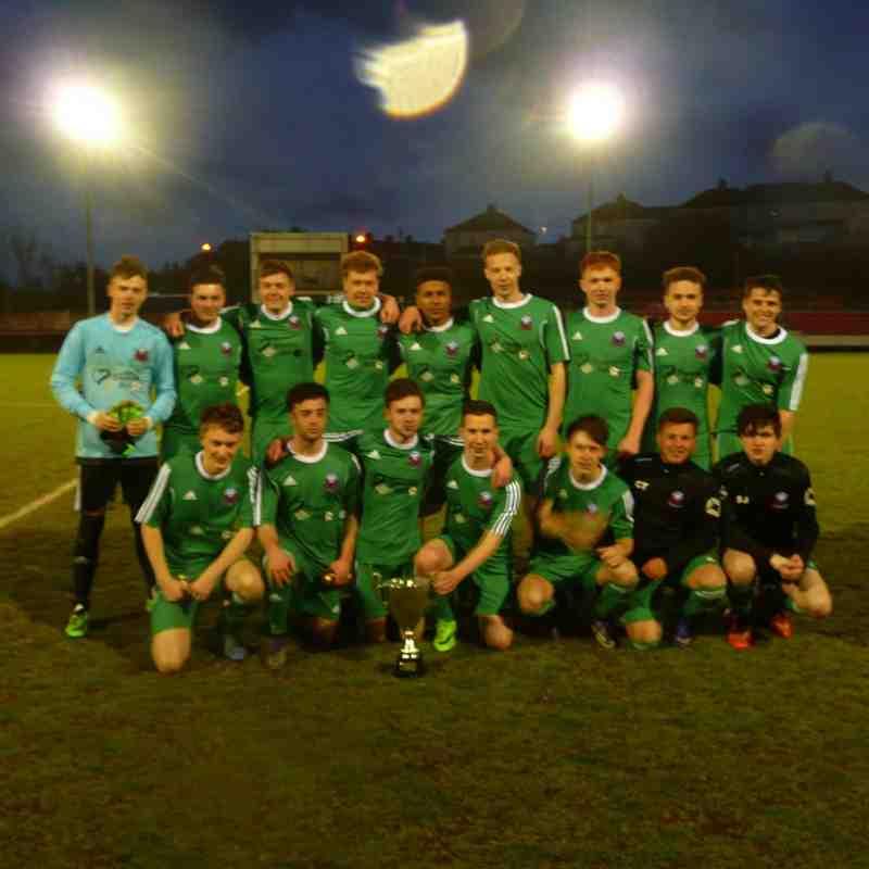 WWYL Cup Final 28th April 2016