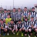 Pontardawe Town U15s - Federation Cup Winners 2017