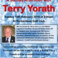 Sunday Afternoon With Terry Yorath