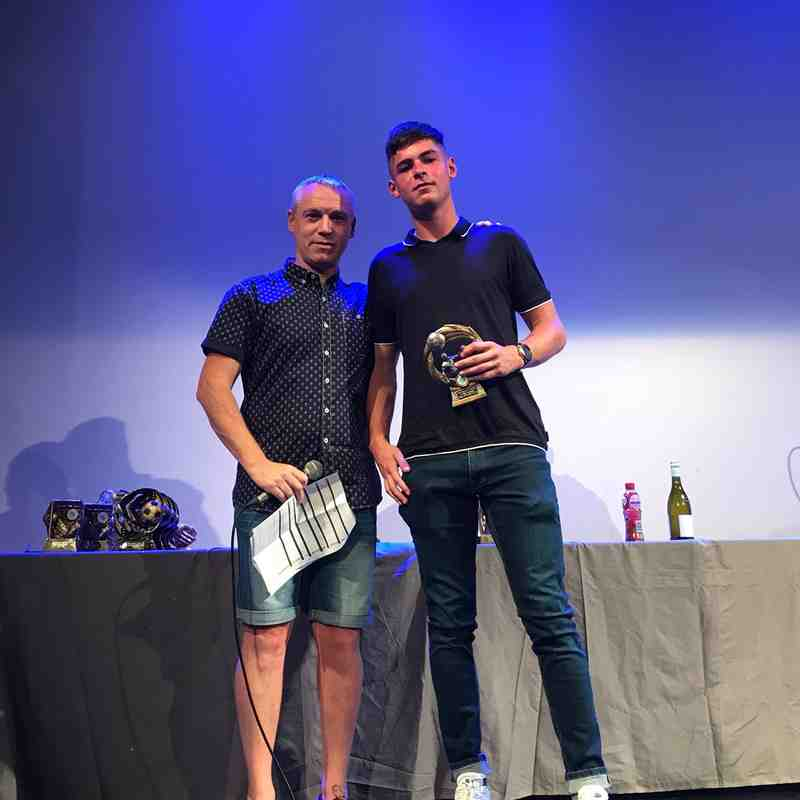 Pontardawe Town Presentation Night 2018