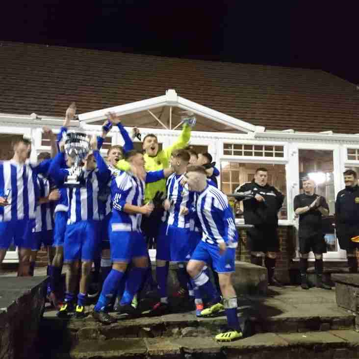 Congratulation to Cup Winners Sandfields