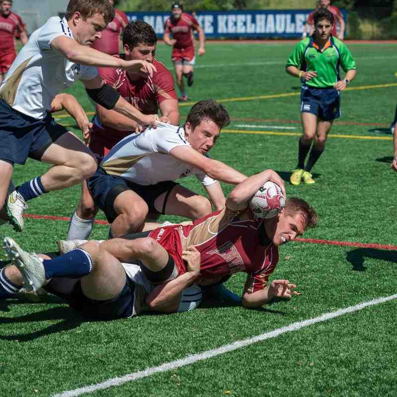 PacWest Regionals - DU vs CSUM - 2016/04/17
