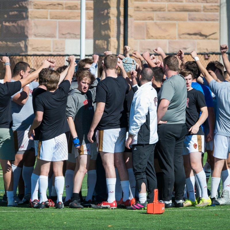Captain's Practice - DU Rugby